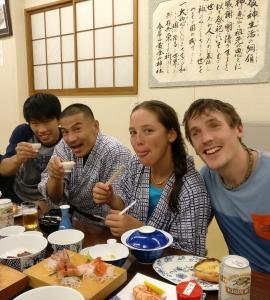 Japan Trad- Blog 2